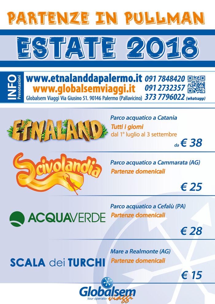 Calendario Etnaland.Etnaland Scivolandia Acquaverde Scala Dei Turchi