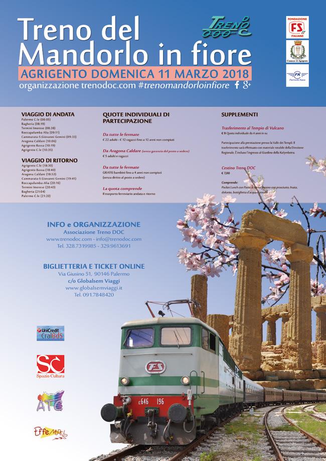 Calendario Treni Storici 2020.Treno Storico